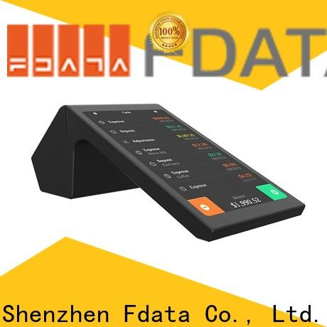 Fdata Android based handheld wireless pos cost-effective for restaurant