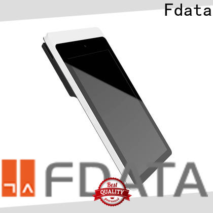 Fdata wifi-supportive handheld pos terminals supplier for restaurant