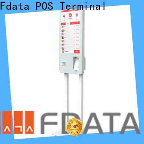 Fdata buy self service kiosk series for restaurant
