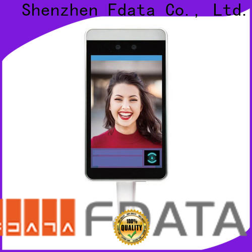 Fdata face scanner device directly sale used in logistic