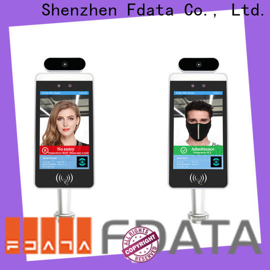 Fdata face reading biometric machine suppliers used in retail