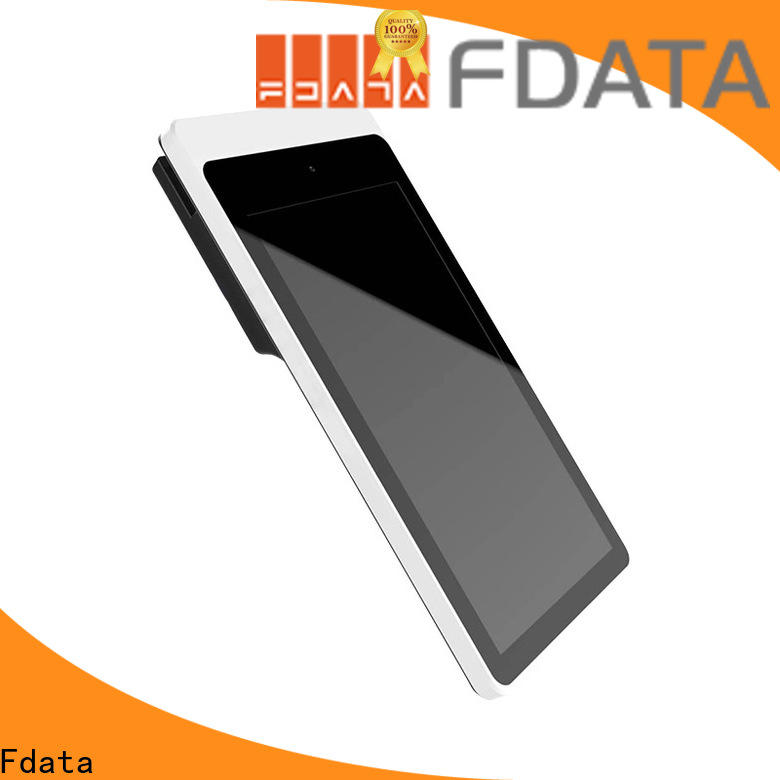 Fdata handheld pos device cost-effective for restaurant