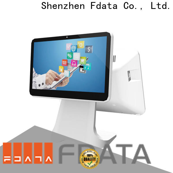 Fdata pos cash registers for small business from best factory for sale