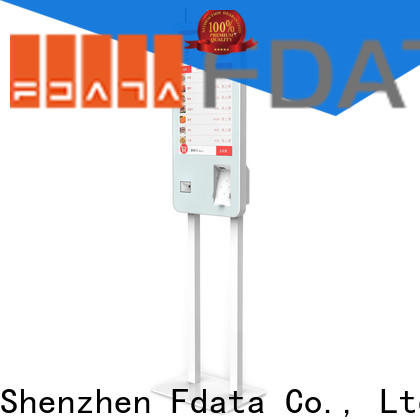 wholesale kiosk touchscreen floor standing at discount
