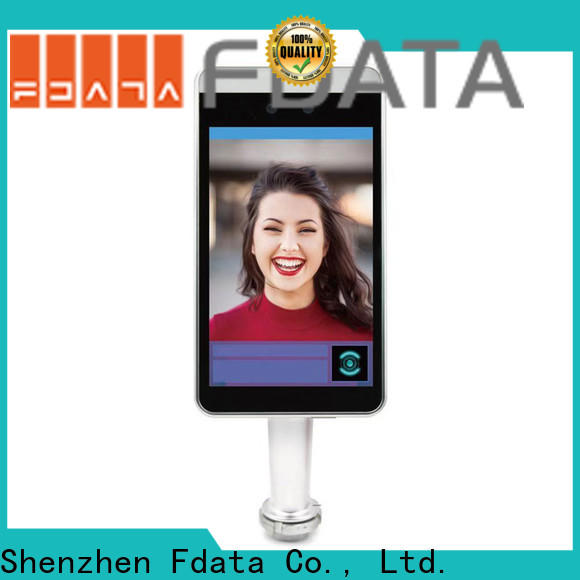 Fdata facial biometrics with good price for security scan