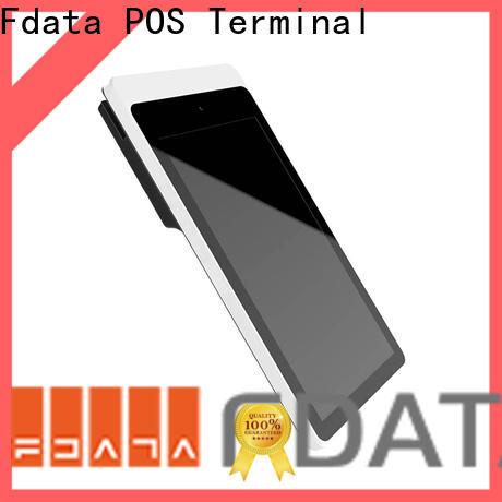 Fdata wireless handheld pos energy-saving for retail shops