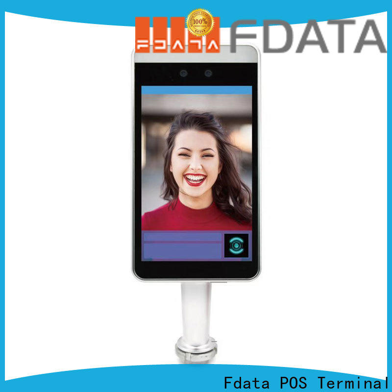 Fdata hot-sale face biometric system company used in restaurant