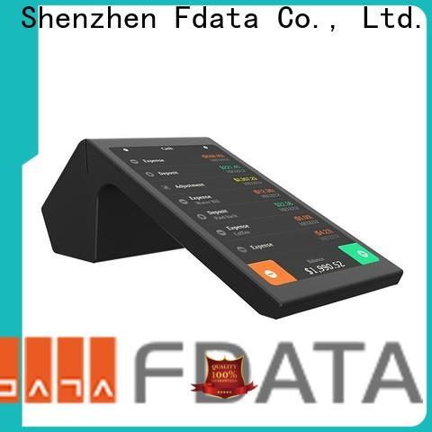 Fdata pos handheld inquire now for restaurant