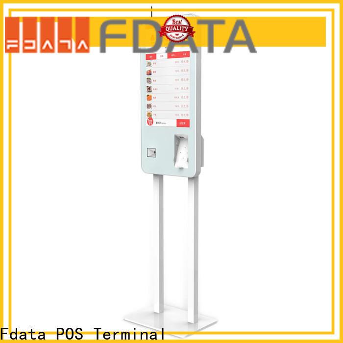 Fdata professional hospital kiosk supplier for ordering