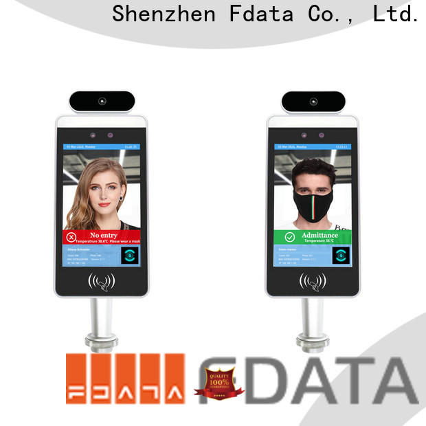 Fdata hot-sale biometric attendance system face recognition supply used in ticketing