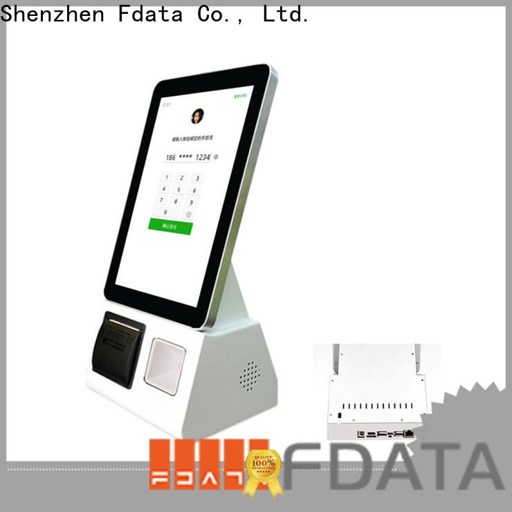 convenient wall-kiosk floor standing shopping malls