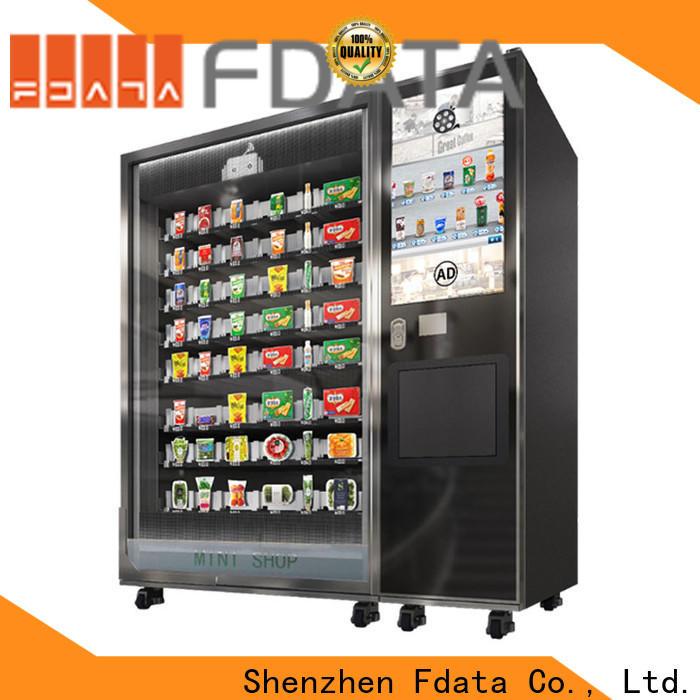 promotional kioskterminal design for chain shops