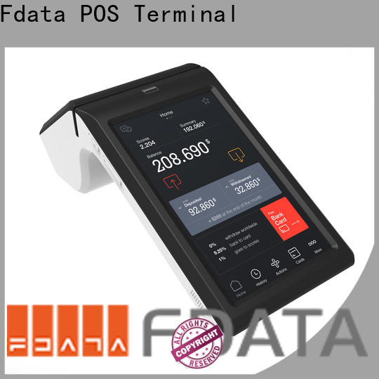 best price android restaurant pos wholesale with bar code reader