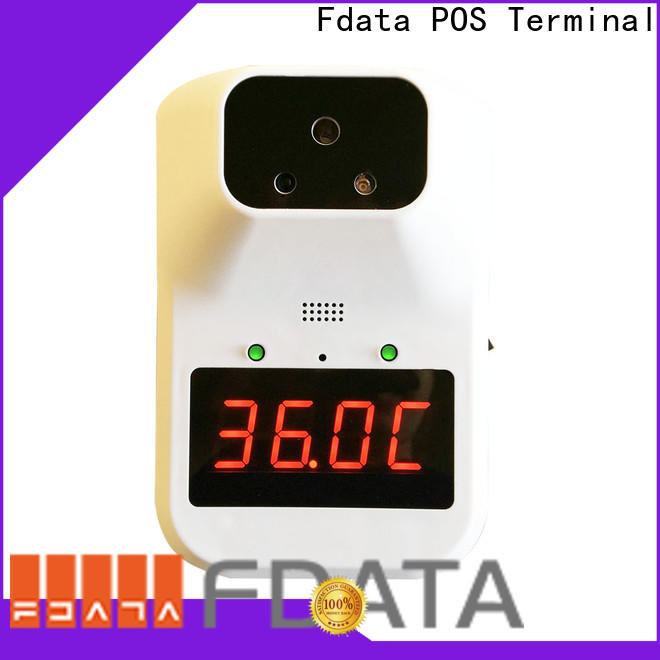 Fdata low-cost biometric face recognition system inquire now