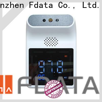 Fdata energy-saving biometric service manufacturer used in ticketing