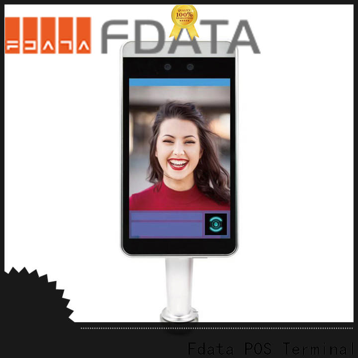 Fdata facial identification terminal suppliers for security scan