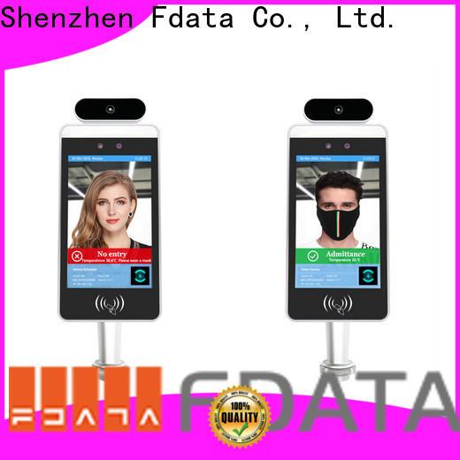 Fdata face recognition attendance machine best supplier for recognition