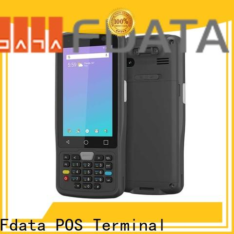 Fdata pda devices from China for recognition