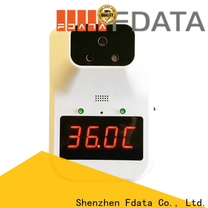 Fdata cheap face recognition attendance system best supplier for security scan