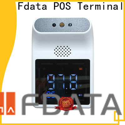 Fdata best value biometric attendance system face recognition supply used in logistic