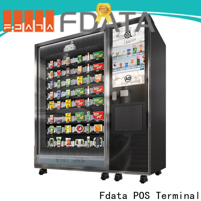 Fdata multi-functional kiosk machine supplier at discount