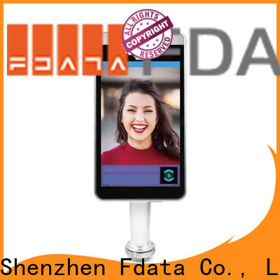 high quality biometric face recognition system supplier used in retail