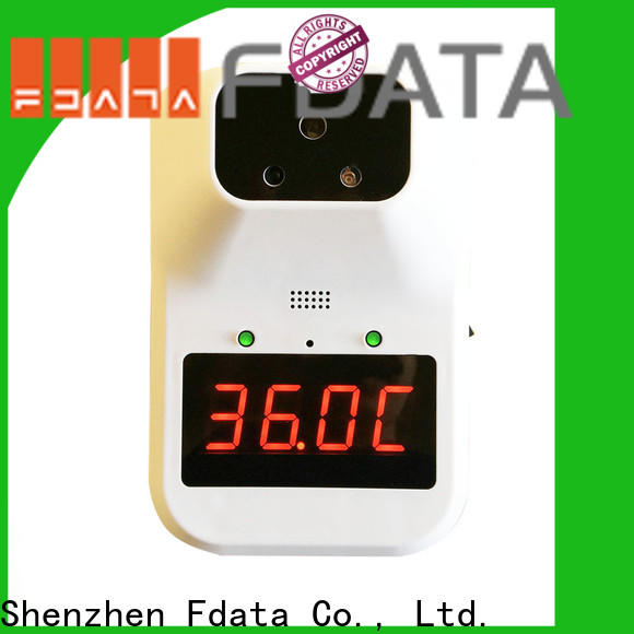 Fdata factory price face scanner machine factory used in retail