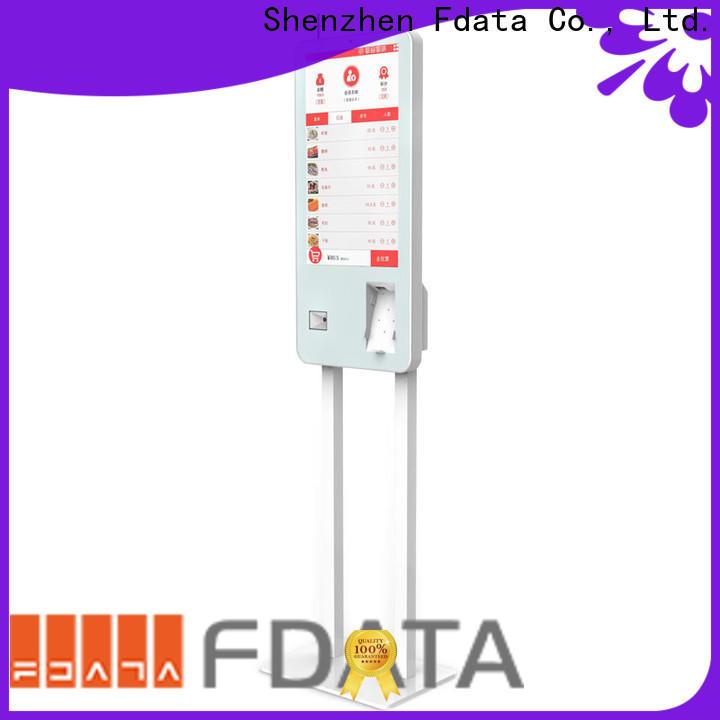 Fdata multi-functional 42 inch kiosk floor standing shopping malls