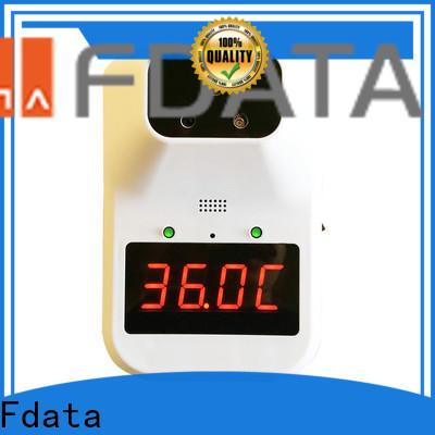 Fdata cheap face recognition attendance machine supply for security