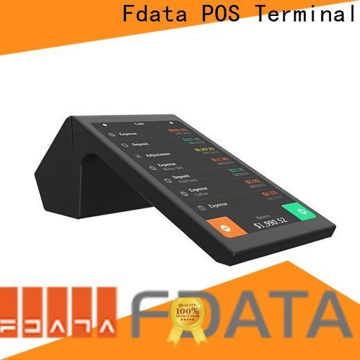 Fdata multi-language mobile pos devices inquire now for restaurant
