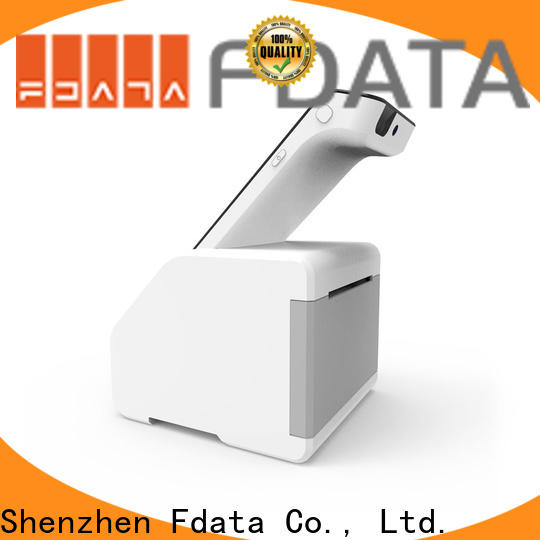 hot selling portable payment terminal inquire now with bar code reader