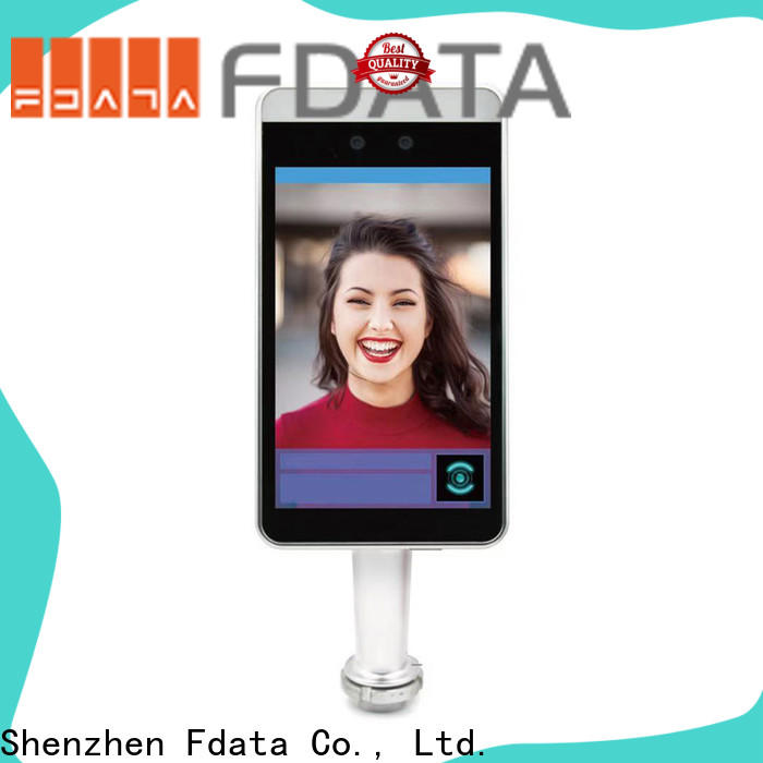 Fdata face recognition machine supplier used in retail