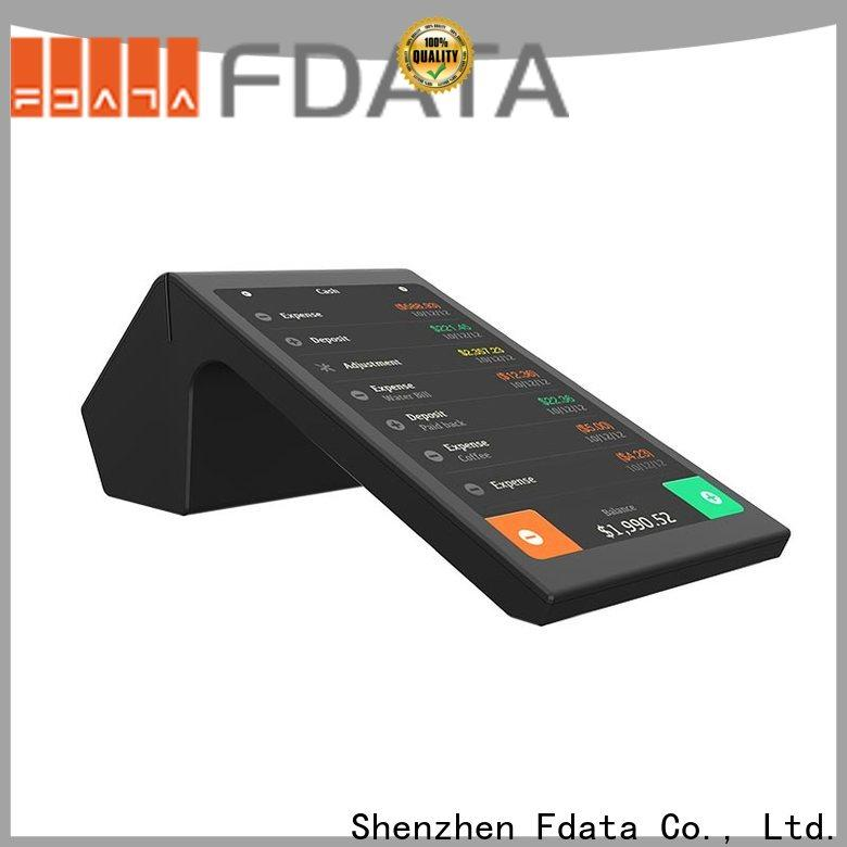 Fdata smart mobile pos at discount for coffee shop