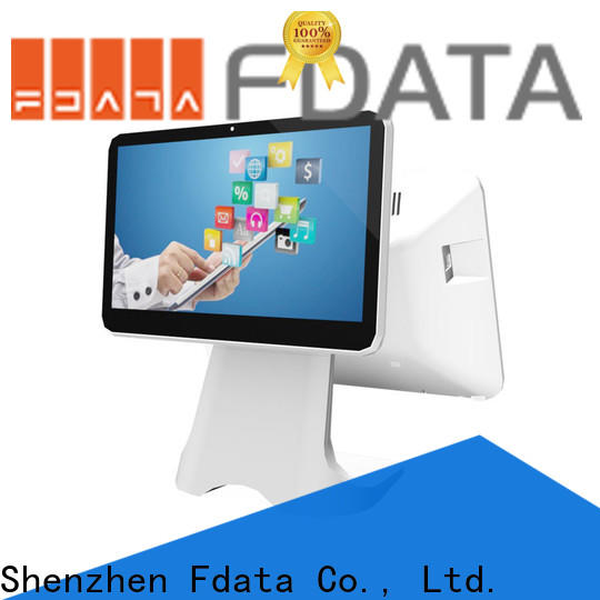 Fdata stable the best cash register for small business factory price for retail shops