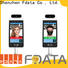 Fdata factory price face recognition thermometer best manufacturer used in retail