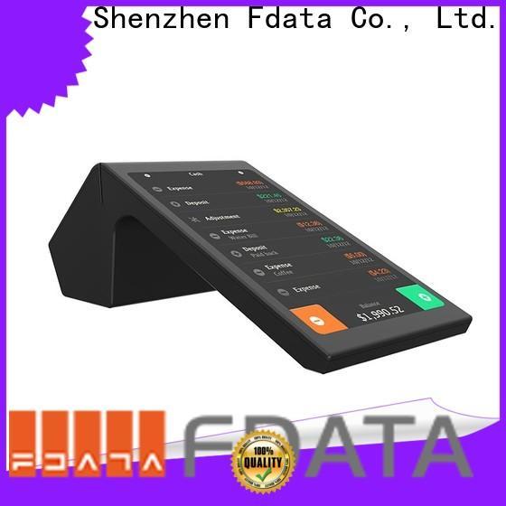 Fdata mobile pos factory for sale