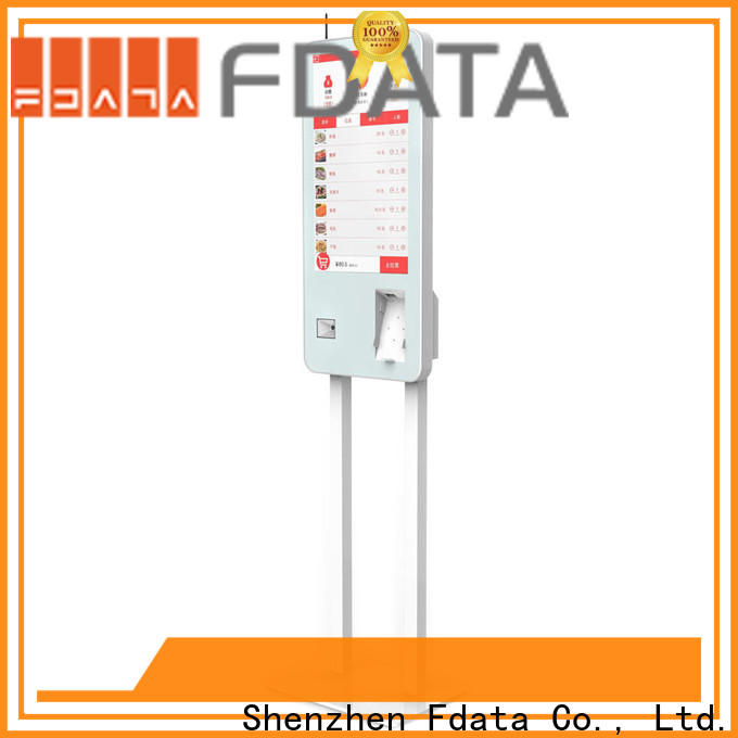 Fdata self kiosk wholesale at discount