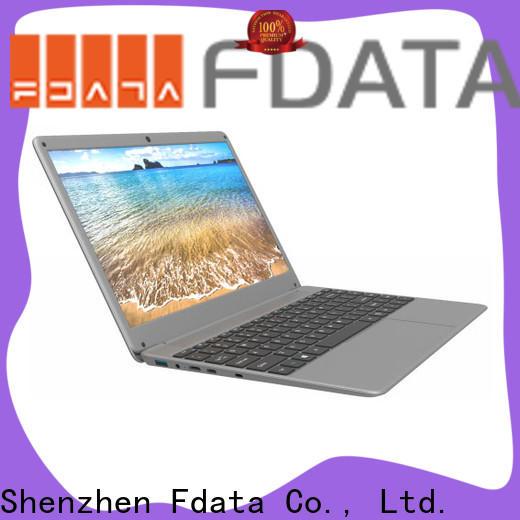 Fdata 15.6 inch laptop wholesale used in restaurant