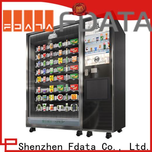 Fdata digital kiosk easy-installation at discount
