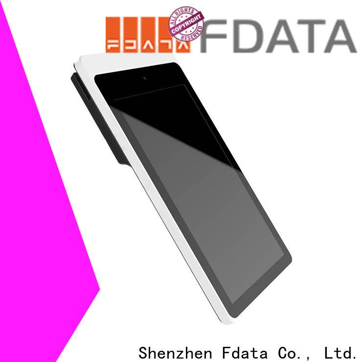 Fdata durable smart payment device supplier for retail shops