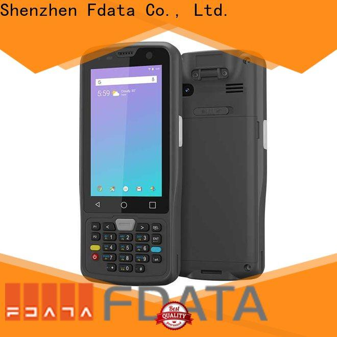 Fdata electronic personal assistant factory for security