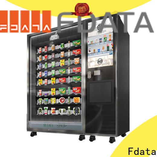 Fdata smart kiosk factory price at discount