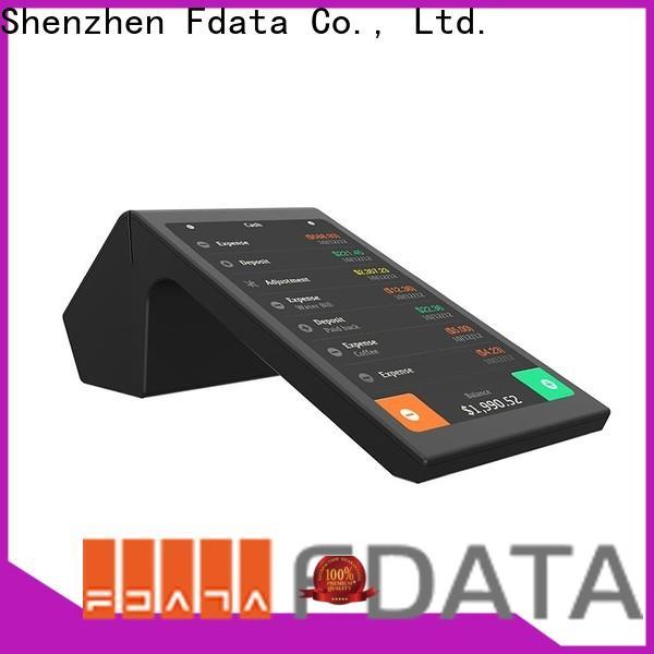 Fdata wireless pos terminals cost-effective for restaurant