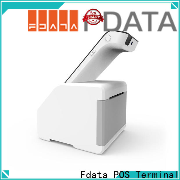 Fdata pos payment terminal cost-effective for restaurant