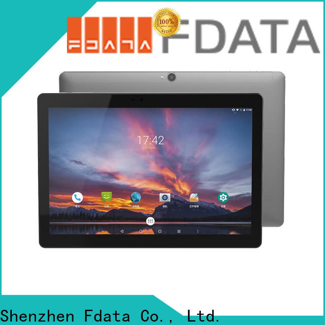 Fdata top selling 10 inch pad factory
