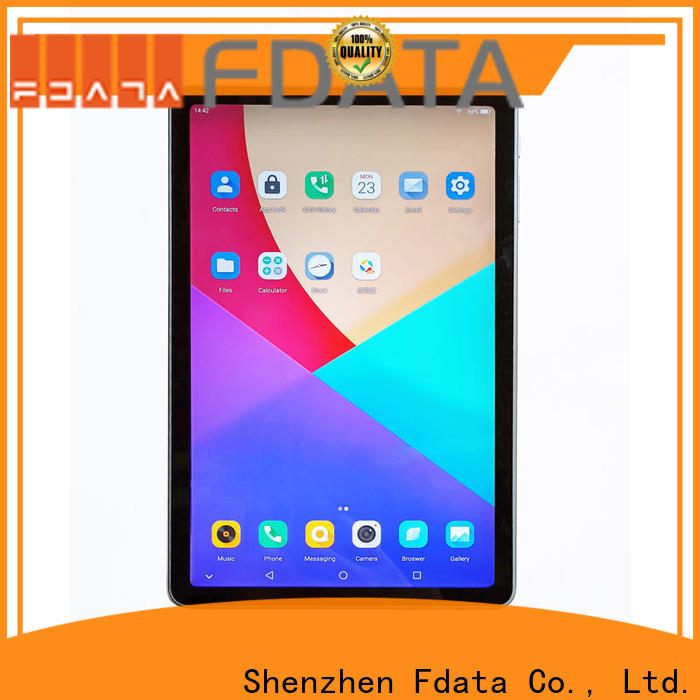 Fdata latest electronic devices company for recognition