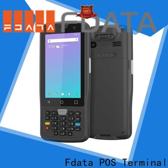 Fdata handheld pda devices from China used in restaurant