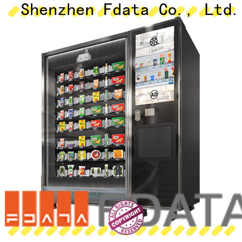 Fdata convenient kiosk with touch screen wholesale at discount
