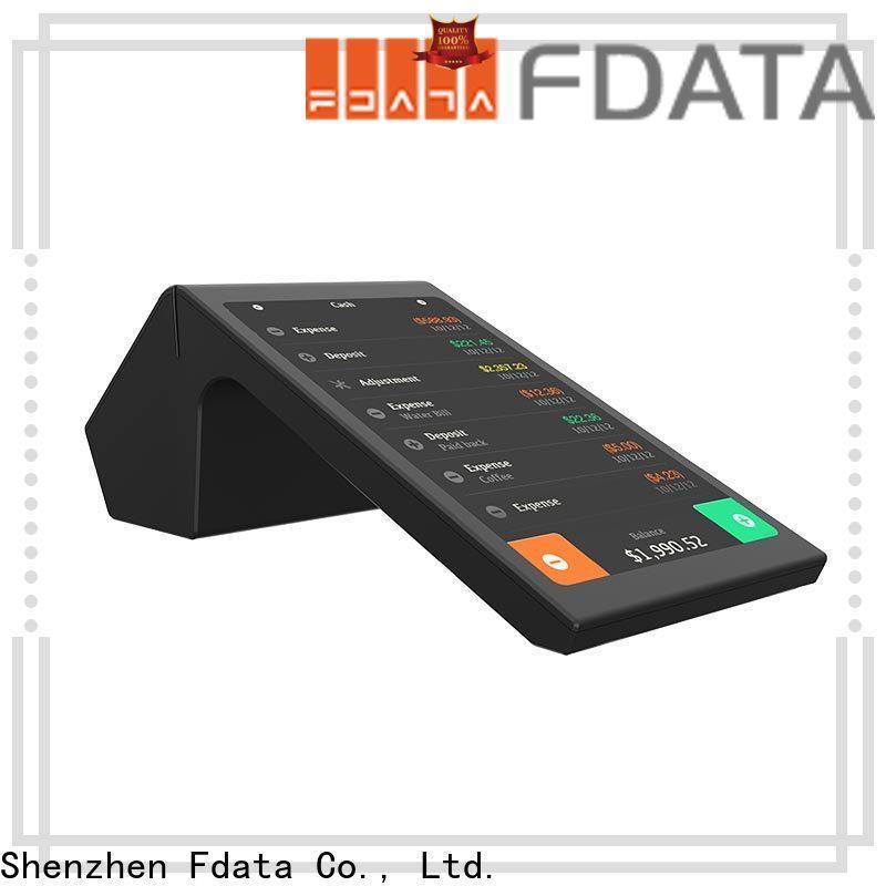 Fdata dual display desktop pos high-quality for restaurant