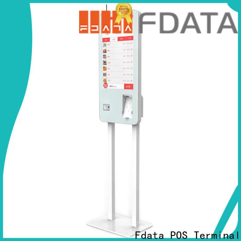 Fdata buy self service kiosk series for chain shops